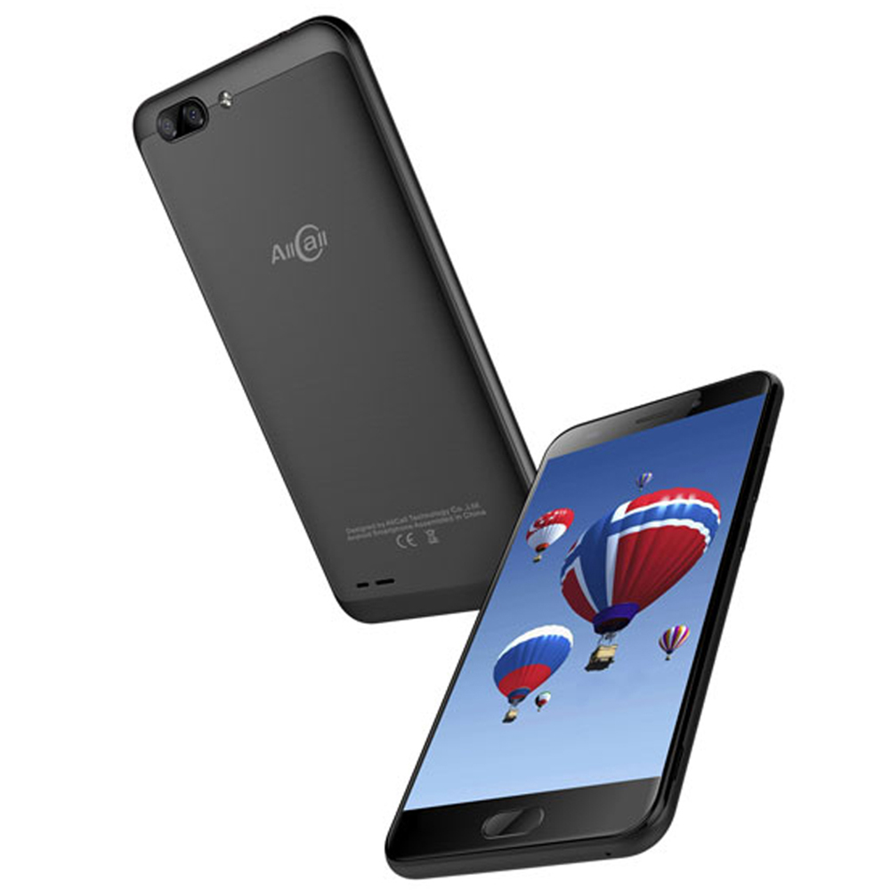 AllCall Atom 4g Smartphone 5,2 zoll Android 7.0 MTK6737 Quad Core 1,3 ghz 2 gb RAM 16 gb ROM 2.0MP + 8.0MP Dual Hinten Kameras Mobile