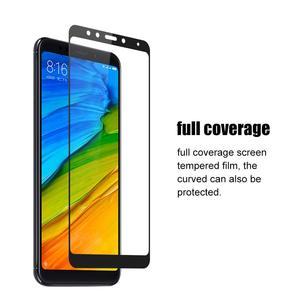 Image 3 - 2PCS Hardness Protective Glass For Xiaomi Redmi 5 Plus / Redmi Note 5 Pro Screen Protector Tempered Glass Redmi Note7 Note 8 Pro
