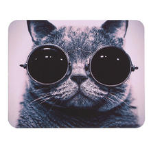 Nowy podkładka pod mysz Cute Cat Picture antypoślizgowa podkładka pod mysz do laptopa podkładka pod mysz mata podkładki pod mysz dla optyczna mysz pod mysz dla graczy Gamer podkładka pod mysz cheap Ochrona przed promieniowaniem Podgrzewany Zdjęcie Gaming Mousepad Skatolly RUBBER