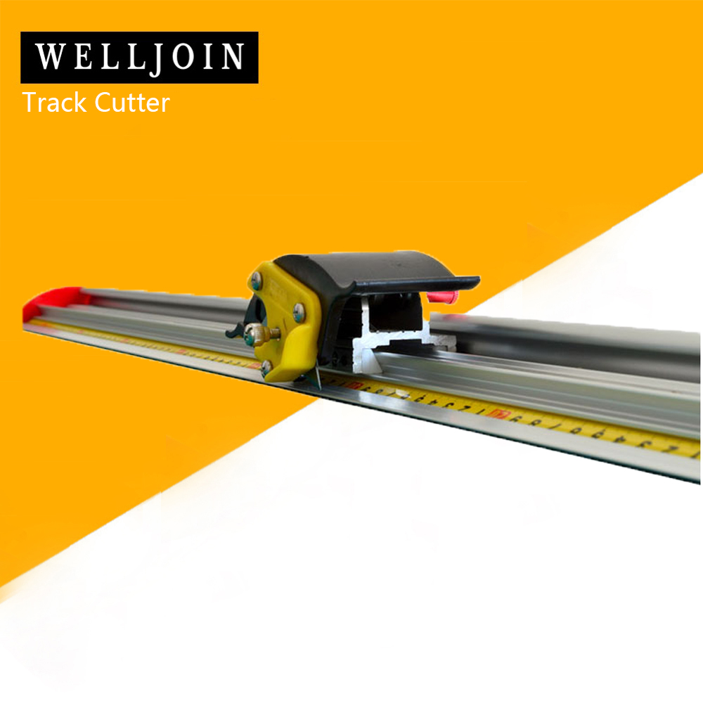 Wj-130 130cm,Track Cutter Trimmer For Straight&Safe Cutting, Board, Banners