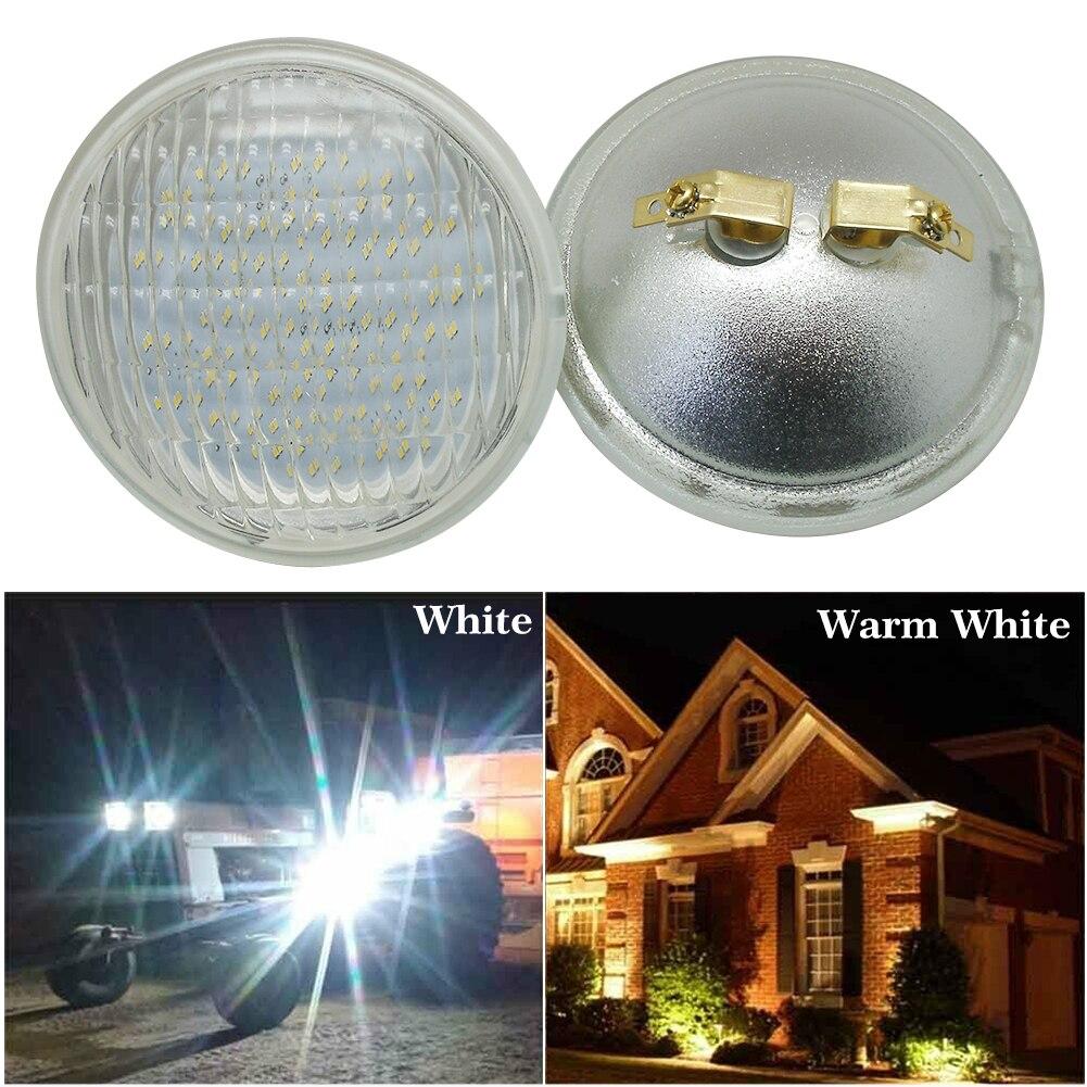 12V PAR36 Swimming Pool Yard Landscape Light Trailers Led Waterproof Boats Bulb Flood Lamp Outdoor Deck Lighting Garden