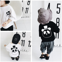 WHOLESALE 2016 NEW KOREAN STYLES KIDS CLOTHES BABY BOY CLOTHES BABY GIRL CLOTHES KIDS EGG TOPS