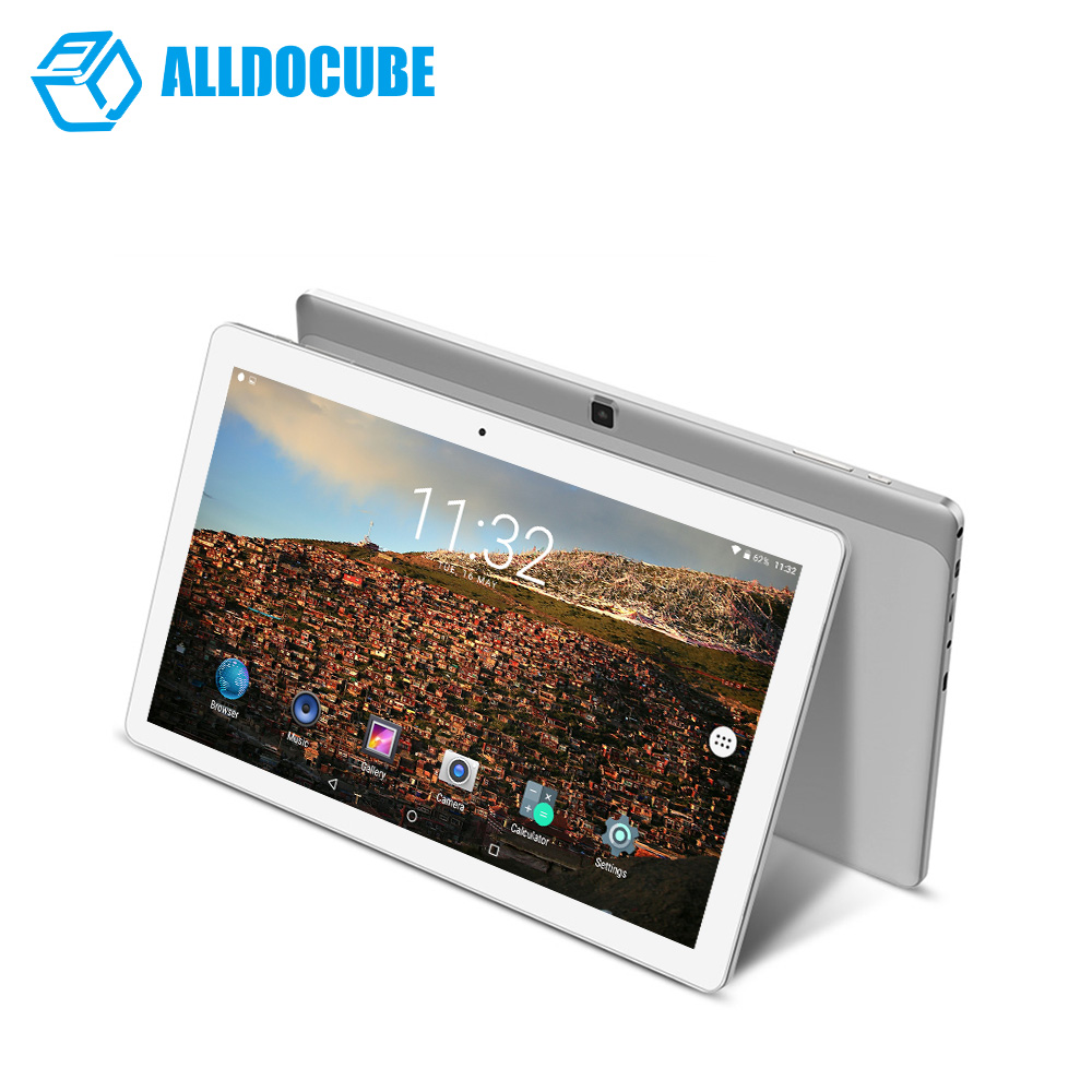 Cube U83 iPlay 10 Tablet PC 10.6 Inch Android 6.0 MTK MT8163 Quad Core 2+32GB 1920*1080 IPS 2.0MP Dual Cameras Tablets OTG HDMI