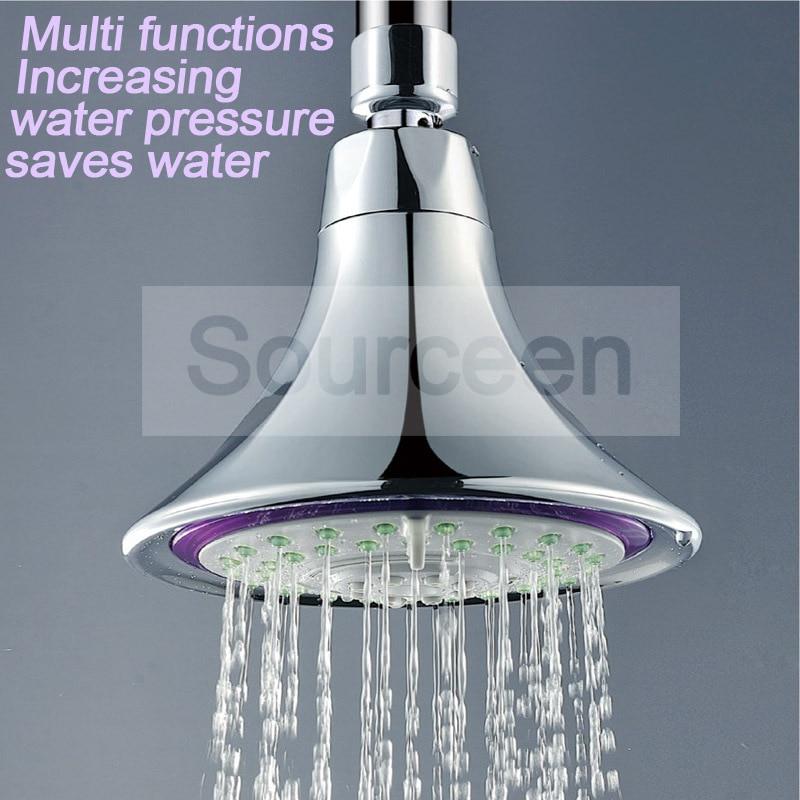 increase water pressure shower
