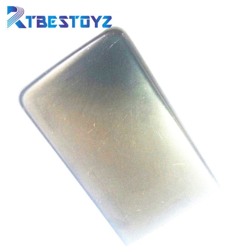 RTBESTOYZ Back Glass Battery Cover For <font><b>Nokia</b></font> <font><b>6300</b></font> Battery Back Door Cover Case <font><b>Housing</b></font> image