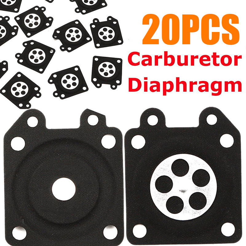 Chainsaw Carburetor Metering Diaphragm For Walbro 95 526 95 526 9 8 95 526 9 Power Equipment Accessories Lawn Mower Parts