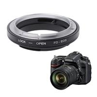 Pour bague adaptateur de montage sur FD-EOS pour objectif Canon FD pour caméscope de montage EF EOS nouveau
