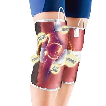 Electro-thermal Knee Pads Keep Warm Leg Rheumatoid Arthritis Moxibustion Apparatus Heat Pack Unisex Leg Warmers electro thermal massager in autumn