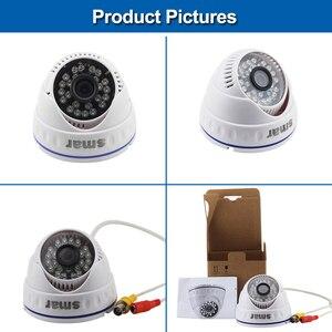 Image 4 - Smar 720P 1080P System monitoringu wizyjnego 4CH H.264 CCTV wideorejestrator HDMI zestaw bezpieczeństwa kryty bezpieczeństwo w domu kamera dzień i noc wykryj