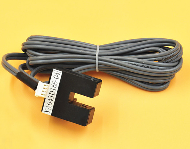 elevator door machine photoelectric position switch YA043D166 04 leveling induction sensor