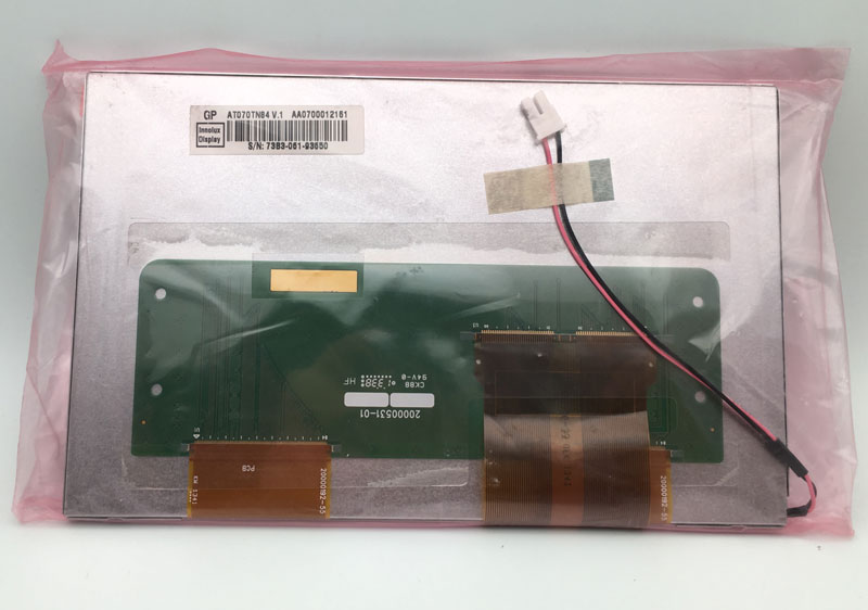 original new free shipping 7 inch group created original AT070TN82 84 V.1 LCD screen Car LCD touch screen LCD free shipping ce831 60001 laserjet pro m1132 1215 1212formatter board 125a pressure roller printer parts on sale