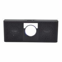 Myvision M8 Bluetooth Haut-Parleur Portable Sans Fil Altavoz Avec USB Disque TF Carte Lecteur Stéréo Musique Boombox FM Deux Haut-parleurs