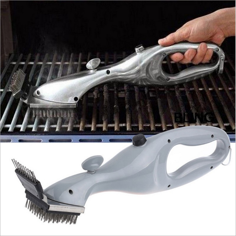 Grill Daddy Original Steam Cleaning Barbeque Grill Brush For Charcoal,Cleaner with Steam  or Gas Accessories Cooking Tools Гриль