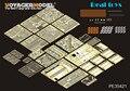 Voyager PE35421 1/35 moderno USMC Stryker M1134 w / Slat Armour para AFV clube # 35134