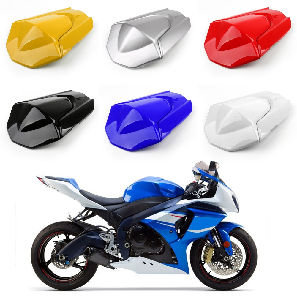 Areyourshop Motorcycle ABS Plastic Rear Seat Cover Cowl For Suzuki GSXR1000 2009-2016 K9 Motorbike Part New Arrival