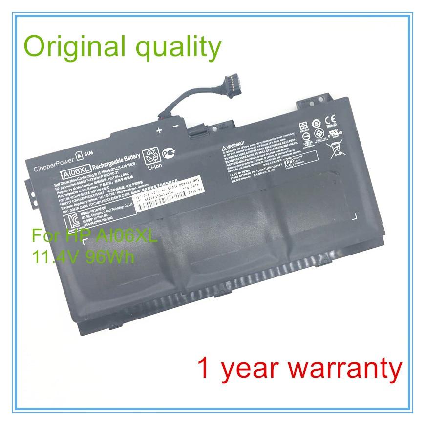 Original quality HSTNN-LB6X AI06XL 808451-001 HSTNN-C86C 808397-421 Battery original quality hstnn lb6x ai06xl 808451 001 hstnn c86c 808397 421 battery