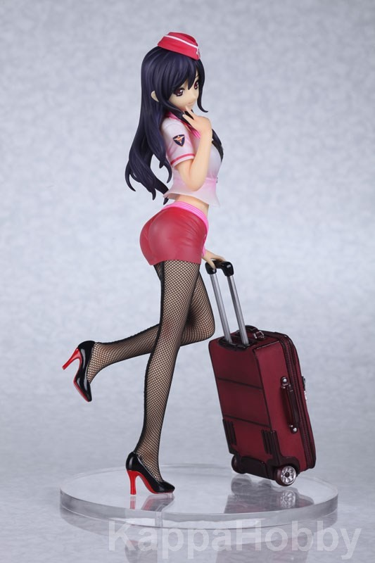 Twilight Figure Vol.01 C.A Cabin Attendant Yoko Miyazawa 1/7 Scale Cast Off Figure hinds selwyn seyfu dominque voodoo child vol 01