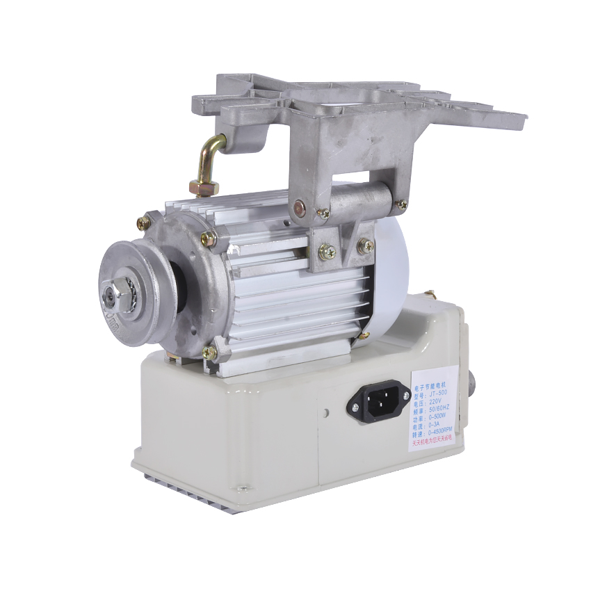 1pc Energy Saving Sewing Machine Servo motor 500W 220v Direct AC Drive 2 needle 4 line industry direct drive overlock sewing servo motor kx747 dd1 direct drive motor electric sewing brushless machine