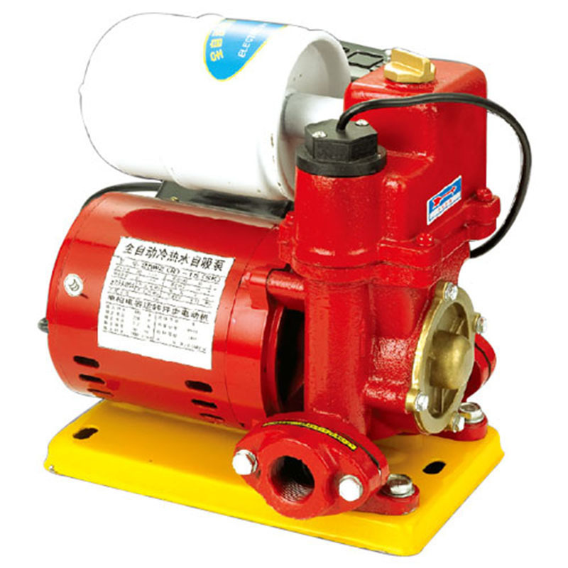 CE Approved Cool&hot self suction pump 25WZ(R)-15 220V Auto pressure control adding,use for automatic water feeding irrigation 6162 63 1015 sa6d170e 6d170 engine water pump for komatsu