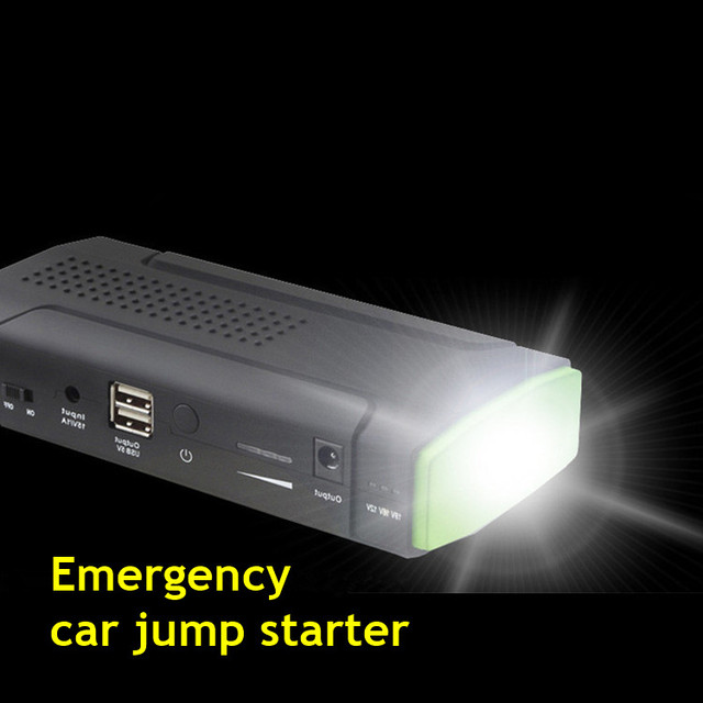 Car starter Charger Power Bank Charger SOS Light Warning Light High capacity Rechargeable New Car Jump Starter