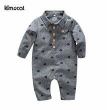 Kimocat одежда для маленьких мальчиков весна осень красивая