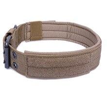 1 Pcs Pet Dog Collar Adjustable Neck Strap Buckle Nylon Soft For Outdoor Trainning Hot Sale