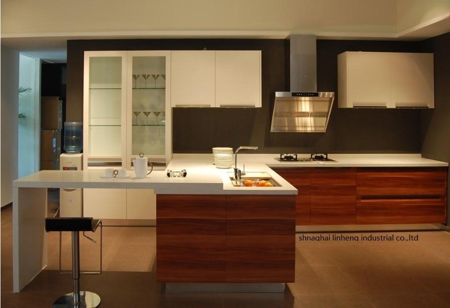 PVC/vinyl kitchen cabinet(LH-PV044) pvc vinyl kitchen cabinet lh pv068