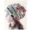 Estilo britânico inverno gorros beanie chapéus para mulheres o uso de 3 tipos de capô, Desempenho de custo elevado! Mulher cap multifuncional