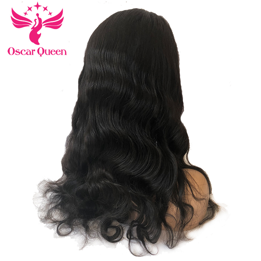 4*4 Body Wave Remy Hair Lace Front Human Hair Wigs Malaysia Pre Plucked With Baby Hair Bleached Konts 250% Density 10-18