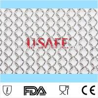 4mm mesh perforated metal mesh welding mesh 100cm*94cm cut resistant level 5