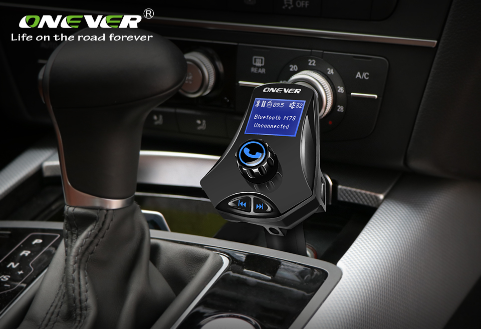 bluetooth fm transmitter 1