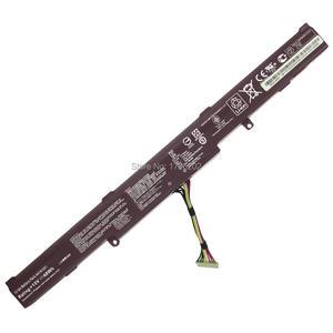 Image 2 - A41N1501 A41LK9H laptop battery for ASUS ROG GL752VW GL752VW N552V N552VX N752VX GL752VW T4108D GL752VW 2B GL752VL 1A N551VW