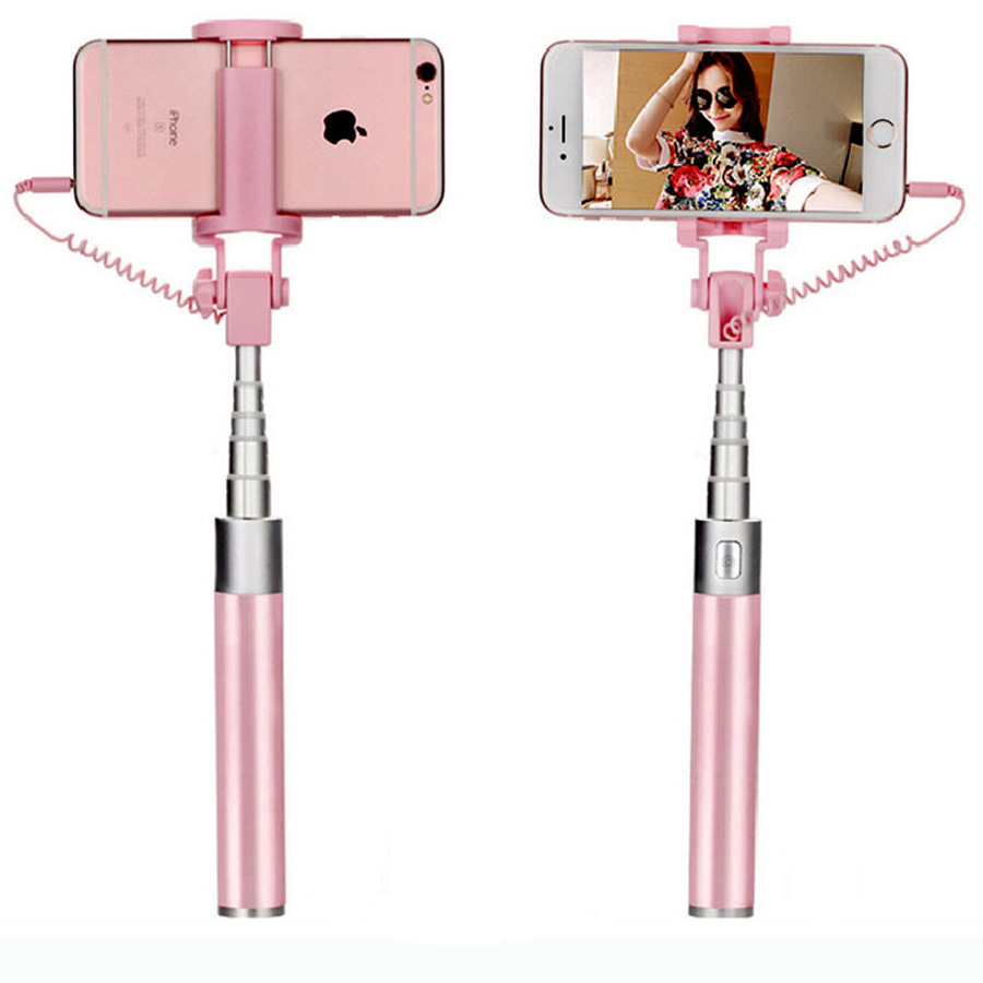 Monopied portable extensible pour Iphone 6 6s 7 Mini selfie avec - Caméra et photo - Photo 2