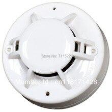 free transport Standard Smoke and Warmth Detector with Relay Output milti sensor smoke detector warmth alarm