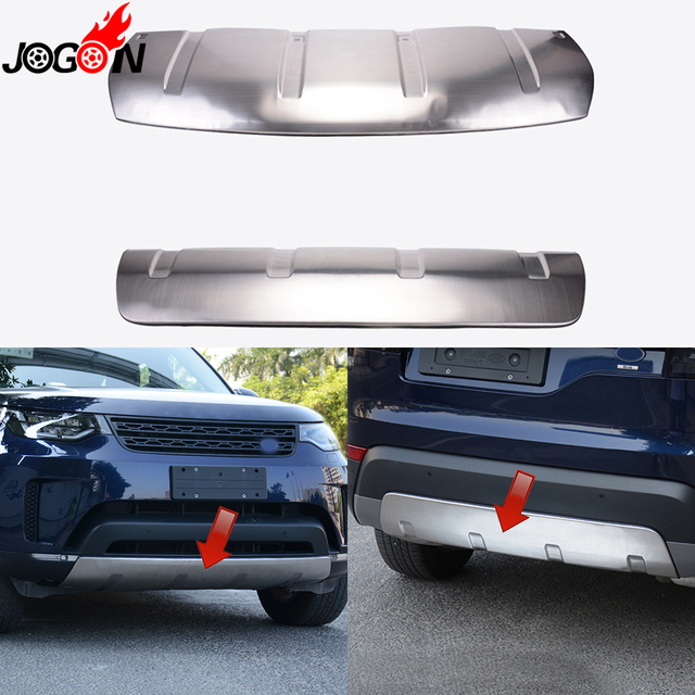 Front Winch Bumper Land Rover Discovery I Bluelakeoffroad: For Land Rover Discovery 5 L462 2017 2018 Front & Rear Car