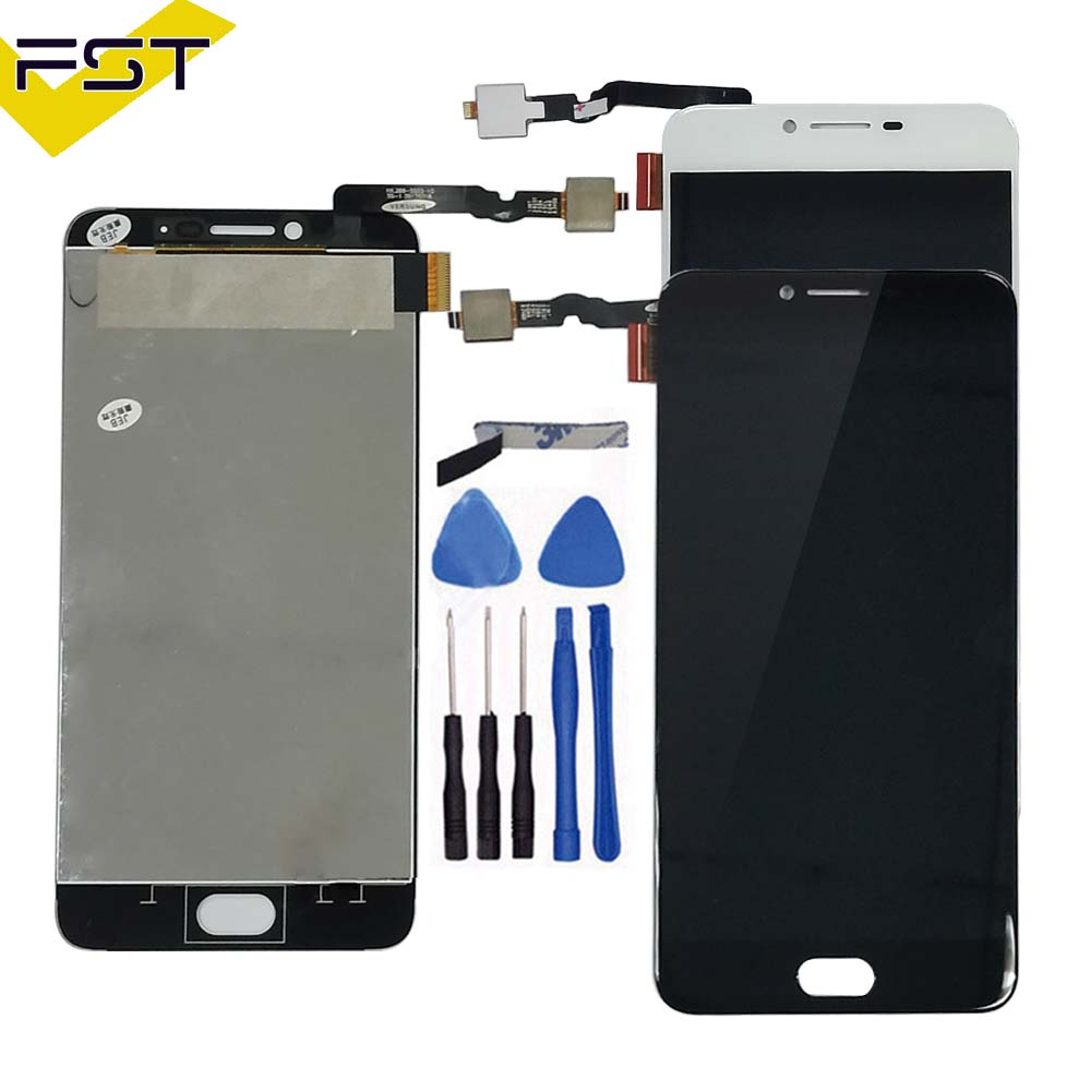 High Quality For Umidigi Umi C Note LCD Display + Touch Screen Assembly Perfect Repair Part 5.5 inch +Tools+Adhensive