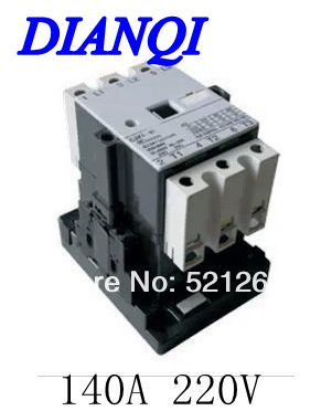 CJX1 3TF CJX1-140/22 3tf51-220v contacteur ac 220 V 140A 50 HZ/60 HZ D'origine