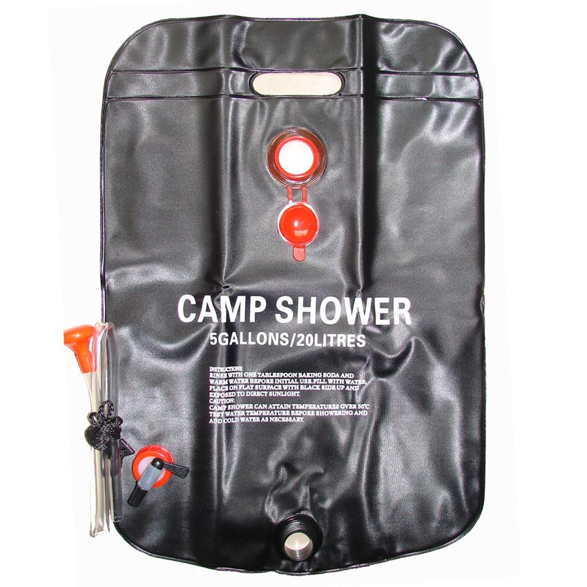 camp shower promotion
