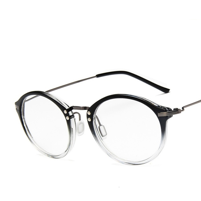 SOLO TU Trend Retro Light Cosy Eyewear Frame Men Women Optical ...