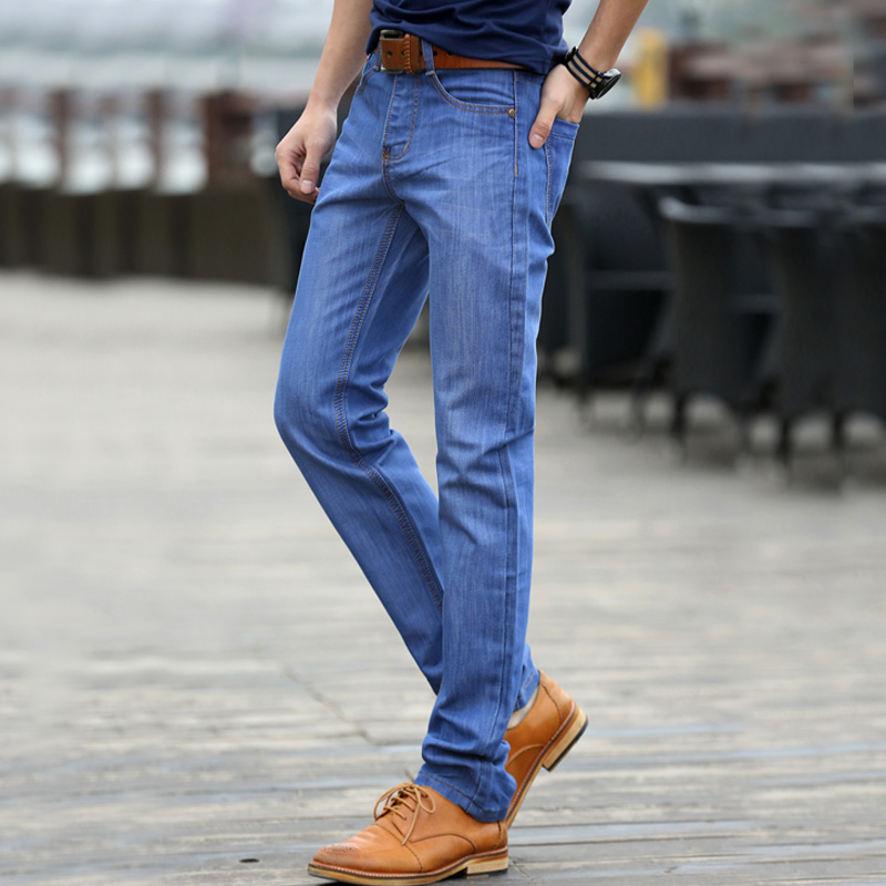 Мужские джинсы Thoshine 2017 ,