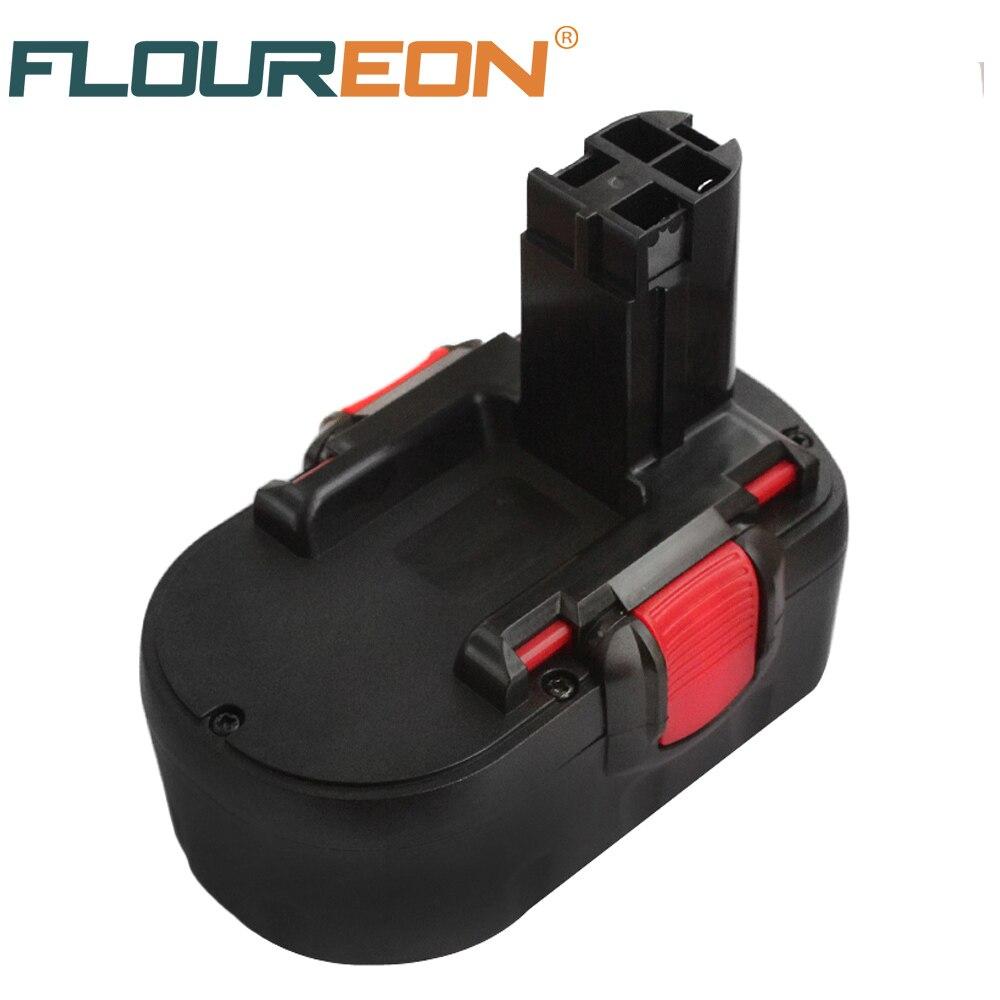 Pour Bosch Perceuse 18 V 2000 mAh BAT025 Outils Électriques Batterie Rechargeable Batterie de Remplacement pour 335 536 Ni-CD