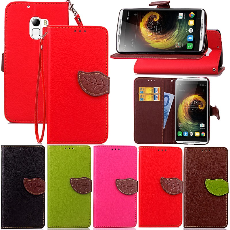 buy online 95bcc 86e77 US $4.73 |Lenovo Vibe K4 Note PU Leather Wallet Flip Cover Wallet Case For  Lenovo Vibe X3 Lite K4 Note K4note-in Wallet Cases from Cellphones & ...