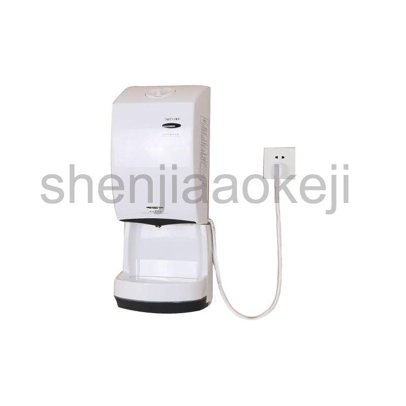D8000 автоматический индукционного Типа Настенный Алкоголь Спрей дезинфекции рук стерилизации Чистая ручная 200 В 1 шт.