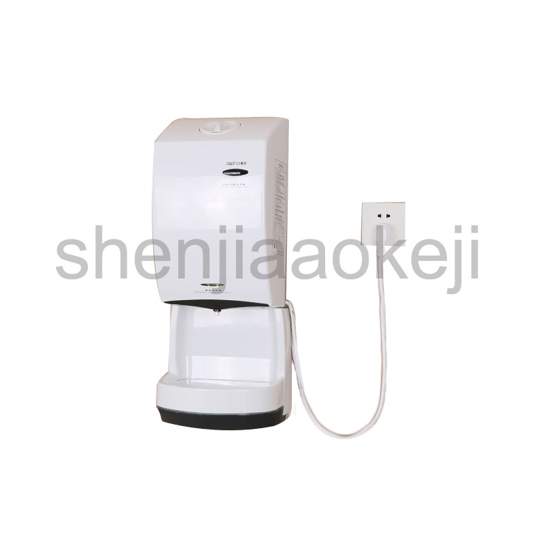D8000 Automatic induction type wall mounted alcohol spray hand disinfection sterilization net hand 200V 1PC