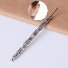 Acupunctuurpunt Sonde Rvs Auricular Punt Pen Beauty Oor Reflex Zone Massage Naald Detectie Gezondheidszorg 11/13cm