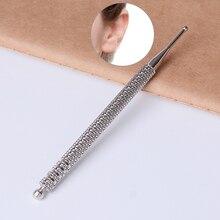 Akupunktur Punkt Sonde Edelstahl Ohr Punkt Stift Schönheit Ohr Reflex Zone Massage Nadel Erkennung Gesundheit Pflege 11/13cm