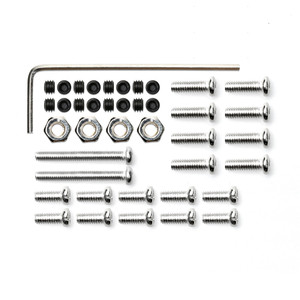 Image 5 - Upgrade For MN 1:12 D90 D91 RC Car Full Set of Metal Bridge Shaft Drive Shaft Toolkit Accessories Parts Steel/Copper Version