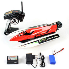 RTG Wltoys WL915 2.4GHz Brushless Boat Remote Control High Speed 45km/h RC Boat Max Power Rc Toys For Children With Battery