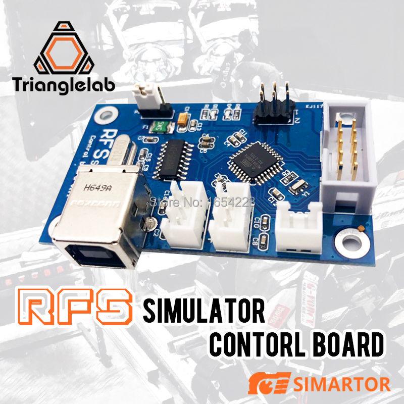 RFS motion Racing Simulator contorl kártya USB csatlakozás ingyenes - Irodai elektronika