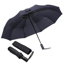 YOOAP складной зонт ветрозащитный автоматический зонтик стабильный компактный и прочный легкий эргономичная ручка для взрослых